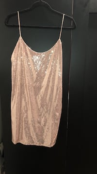 Sequins mini dress  Toronto, M1E 4P7