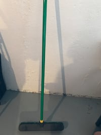 green and white floor lamp Taylor, 48180