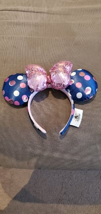 Minnie Mouse Ears Headband - Rock the Dots - brand new never worn Mississauga