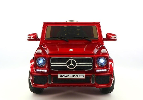 Mercedes Benz G Wagon Ride On Car With Remote Control