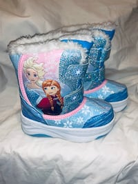 Disney Frozen Snow Boots Toddler Size 7 Harpers Ferry, 25425
