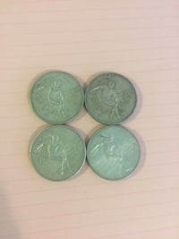 Silver Coins for Panama GERMANTOWN