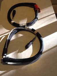 2 brand new 4' Nordson hoses for automatic pump hot pot system Dover, 17315