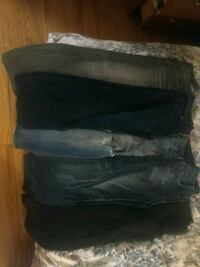 MENS Bundle jeans for $40 size 28/30 Calgary, T3K 4P8