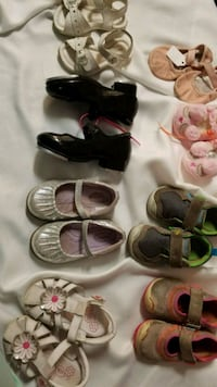 toddler's assorted shoes Port Charlotte, 33954