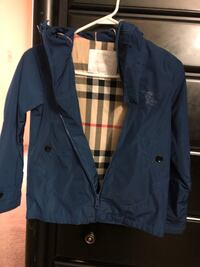 Burberry Spring Packable Jacket Columbia