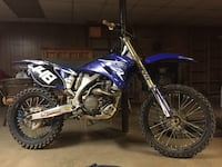 2009 yz250f Boiling Springs, 28152