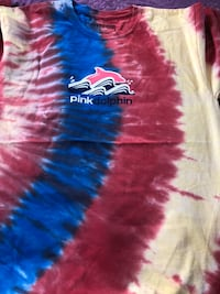 Pink dolphin shirt  Los Angeles, 91606