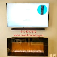 TV WALL MOUNTING SERVICE  [TL_HIDDEN]  Vaughan, L4J