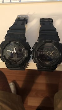 G Shock Watches (digital and classic) Fallston, 21047