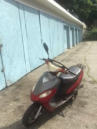 50cc with 100cc bore kit fresh kit and motor
