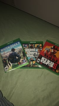 Xbox One Video Games  Upper Marlboro, 20774