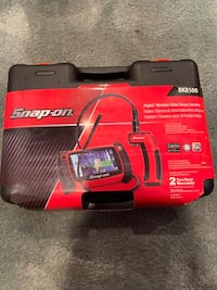 Snap On wireless camera