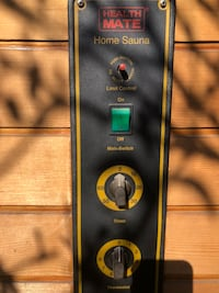 Home sauna 3 person infrared text  [TL_HIDDEN]  if interested San Diego, 92131