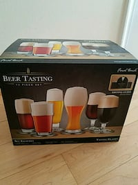 Beer Tasting Glass Set 13 pieces Bethesda, 20817