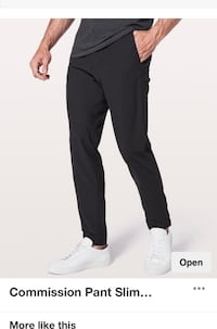 NEW Men's Lululemon Pants - with tags