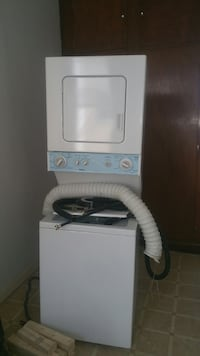 Used White Stackable Washer And Dryer For Sale In New York