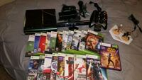 Xbox 360E with 20 games and Extras Greeley, 80631