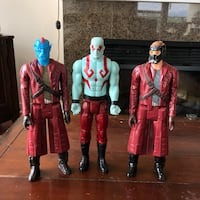 Marvel Guardians of the Galaxy Action Figures Burnaby, V5B 0A2