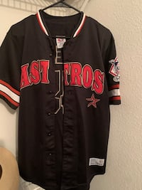 Stitched astros Carlos lee jersey