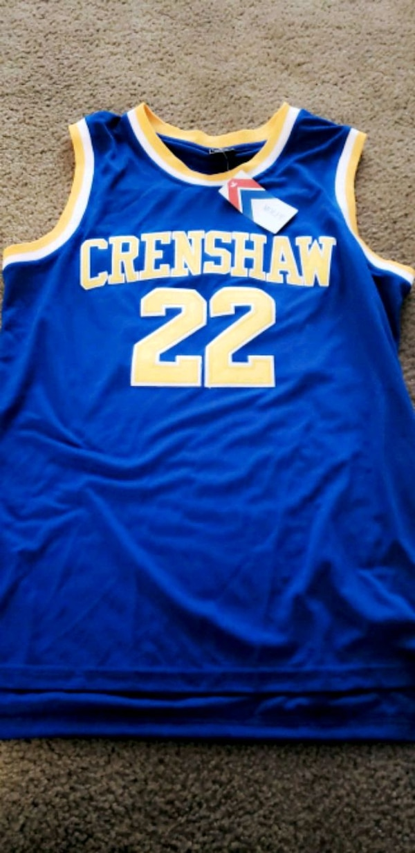 5a2994ab1de Used Crenshaw Jersey for sale in Detroit - letgo