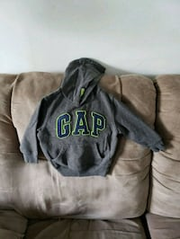 gray and blue GAP pullover hoodie Kitchener, N2A 2S8