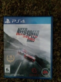 Need for speed rivals for ps4 Knoxville, 37912