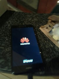 Huawei smartphone Android nero