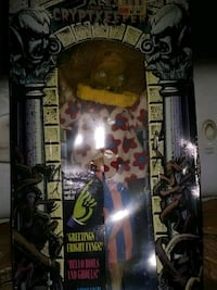 Tales of The Crypt doll Columbus