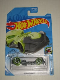 Hot Wheels Skull Crusher Error - No Body