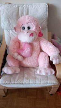 Big plush monkey toy. Brand New Toronto, M9A 4M6