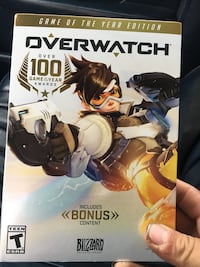 Overwatch game for P.C Reno, 89501