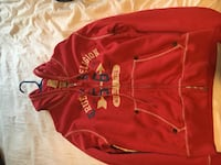 True religion xl red hoodie new without tag Surrey, V3S 0X3
