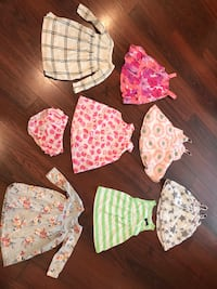 Baby/toddler girl dresses (12-18m size) Langley, V2Y 0C6