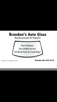 Auto Glass Repair Florence, 39073