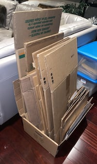 Moving Boxes- free!