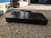 LG receiver. Perfect condition! Come with remote  Calgary, T2G