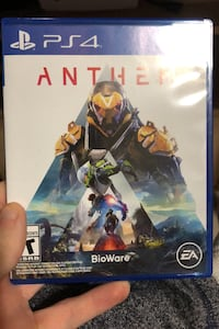 Anthem PS4  Oakville, L6M 3Z9
