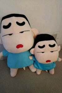 Funny cute plush