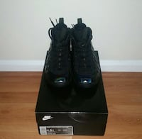 New Nike Foamposite Boys Size 4.5 Brand New Upper Marlboro, 20772
