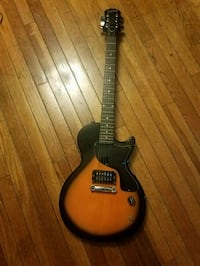 Used Epiphone Electric Guitar