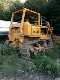 Bull Dozer and Equipment