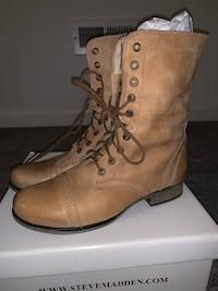 Ladies Leather Boots Bealeton, 22712