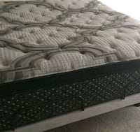 King mattress and boxspring sets or separately