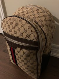 Gucci backpack Richmond Hill, L4E 2X6