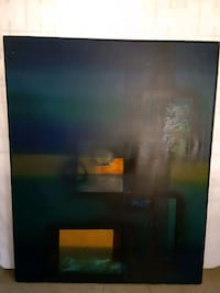 """a painting in good condition no use 4'1""""×5'1""""  New Rochelle, 10801"""