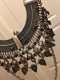 Stunning detailed statement necklace  Milton, L9T 8J4
