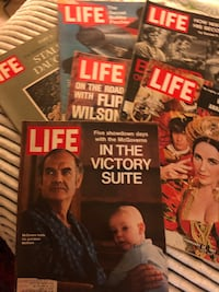Collection of LIFE magazines Germantown, 20874