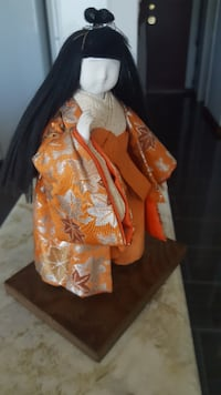 Porcelain doll Japanese dolls of the world collectible Las Vegas