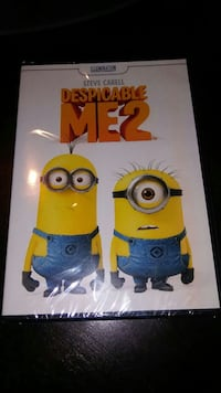 UNOPENED Despicable Me 2 DVD Houston, 77065